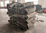 Natural Rubber Marine Salvage Air Lift Bags High Tensile Strength Custom Size