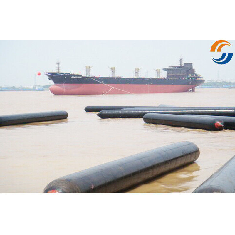 Ship Launching Pneumatic Rubber Airbag Size Customize  Marine Lift  Air bags