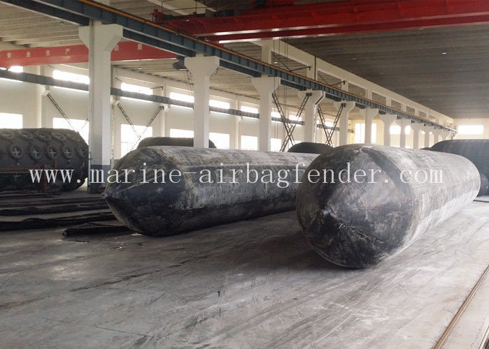 Ship Landing Inflatable Marine Airbags Rubber Marine Salvage Air Lift Bags