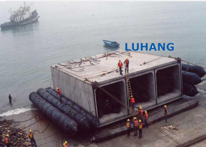 Ship Hauling Boat Salvage Airbags Safety Heavy Duty High Tensile Strength