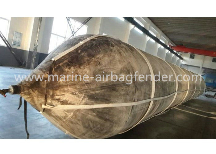 Air Tight Marine Salvage Airbags For Conveniently Moving Caissons
