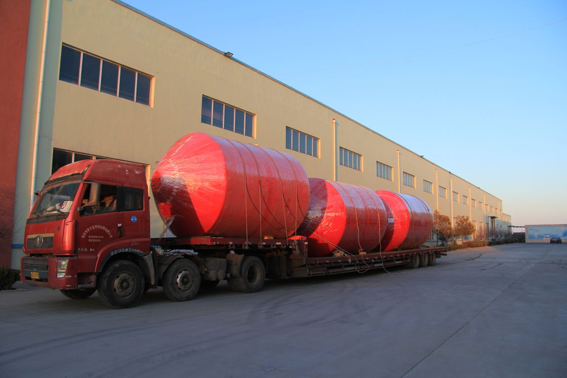 Dia 200mm EVA Foam Filled Boat Fenders For Ship Docking