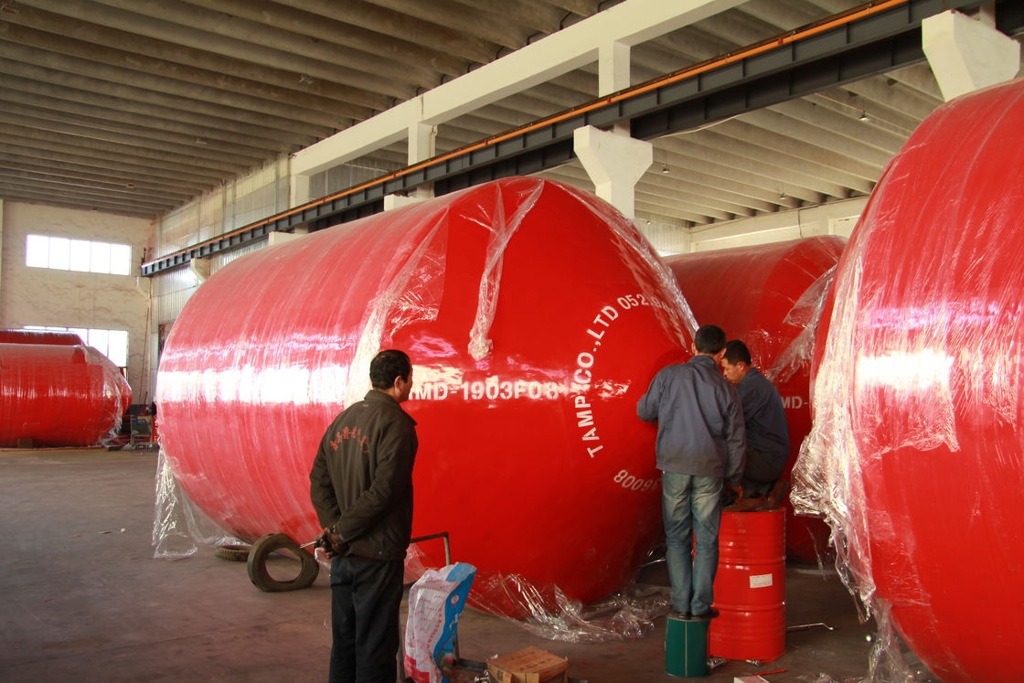 Dock Berthing Foam Filled Boat Fenders 200mm Diameter